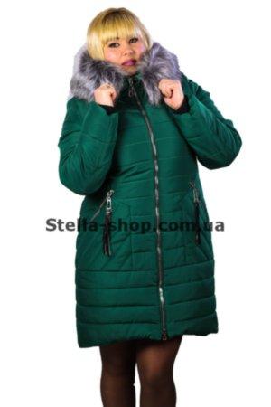 43707a8c06f Женские пуховики больших размеров в Украине — купить в интернет ...