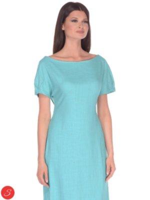 24001d327b1 Льняные платья в Украине — купить в интернет магазине «Stella-Shop»