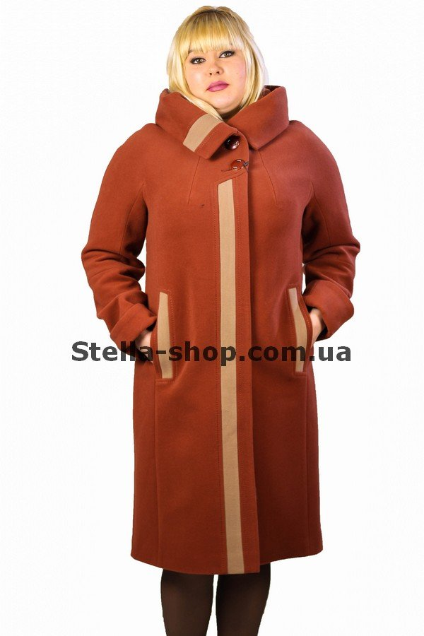 Пальто Терракот зимнее. Сицилия купить в по цене 2 800 грн. 668a7d333e3f5