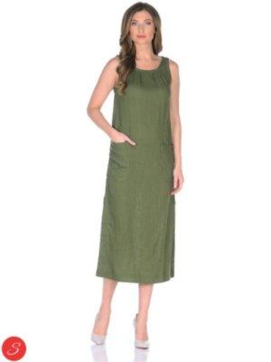 a458d8ce7828 Льняные платья в Украине — купить в интернет магазине «Stella-Shop»