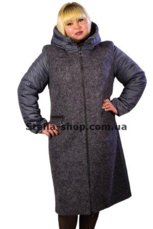0749b364c83 Зимние женские пальто в Украине — купить в интернет магазине «Stella ...